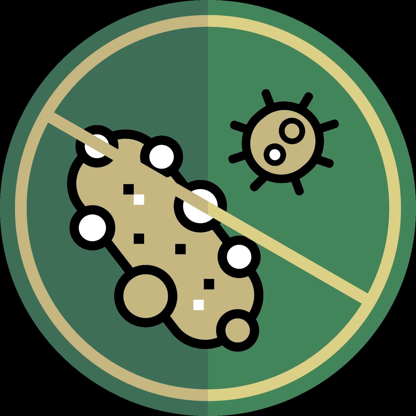antibacterial hemp