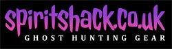 Spirit Shack Ghost Hunting Equipment Shop.