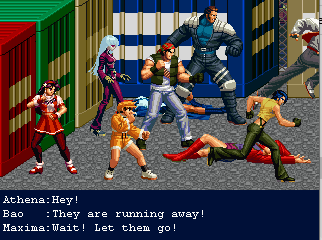 BoR's group in ambush