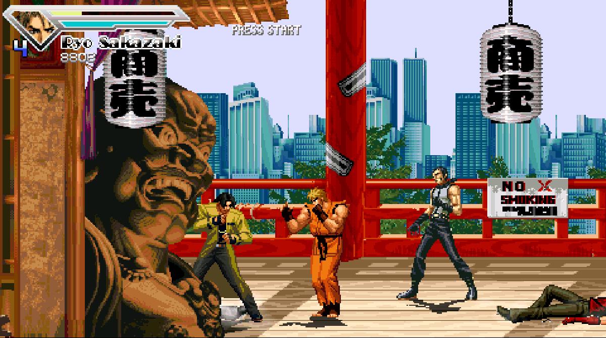 ryo no ken in action