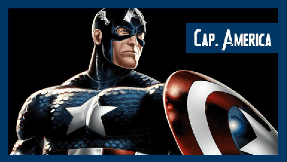 Cap. America's bio