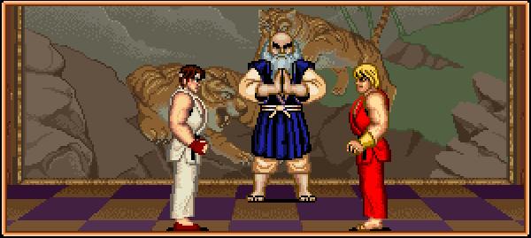 Ryu Ken Gouken prehistory