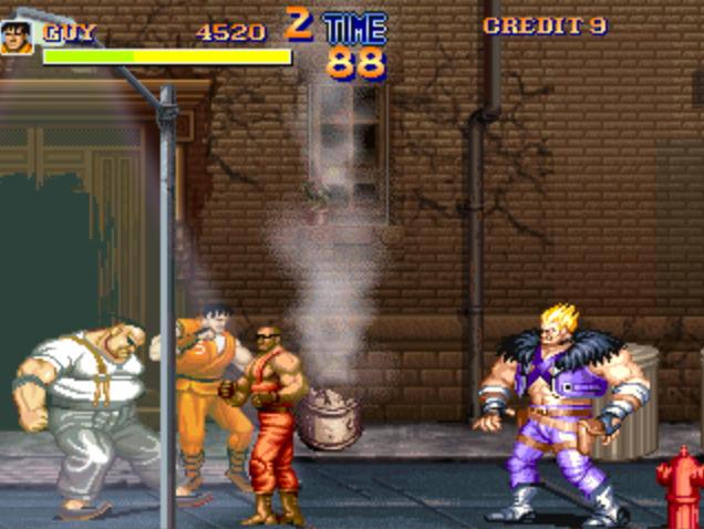 Final Fight download link