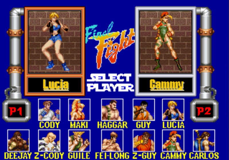 lUCIA AND CAMMY ALL STARS