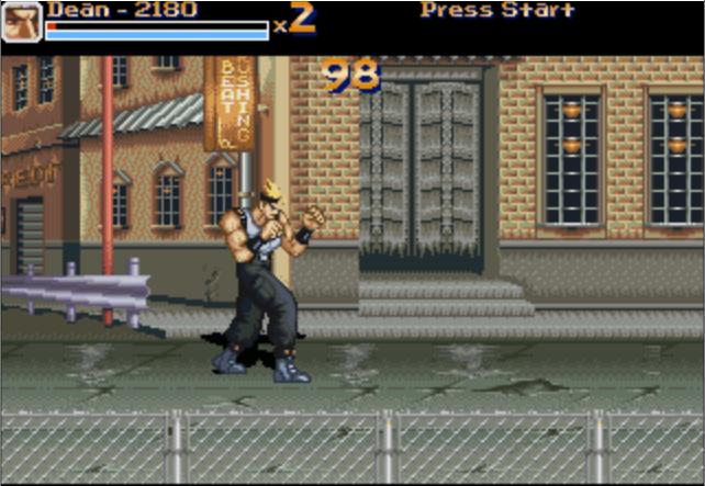 Hyper Final Fight 3