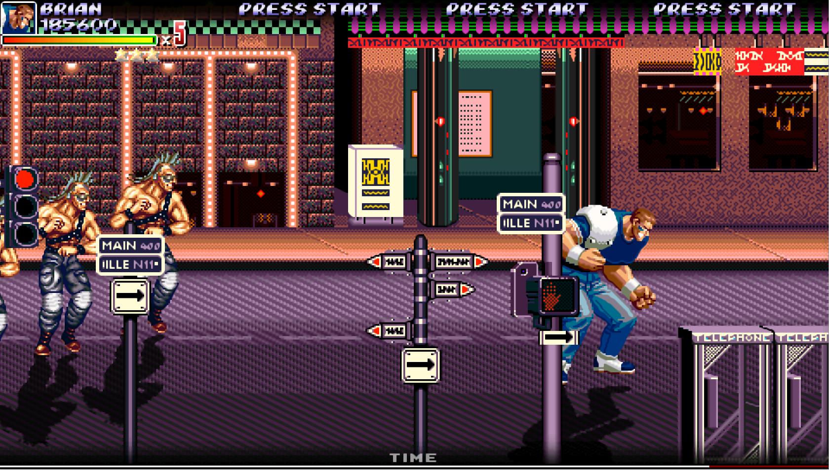 Streets of Rage 2X Megamix - 3 download