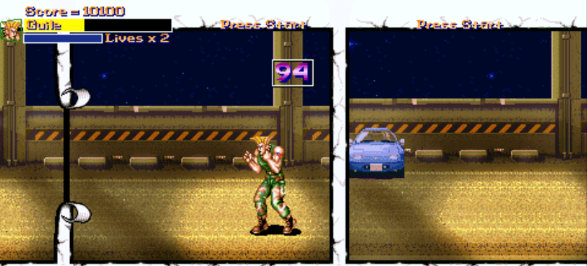 guile in the comics world