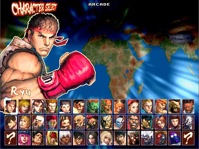 ULTRA Street Fighter 4 M.U.G.E.N