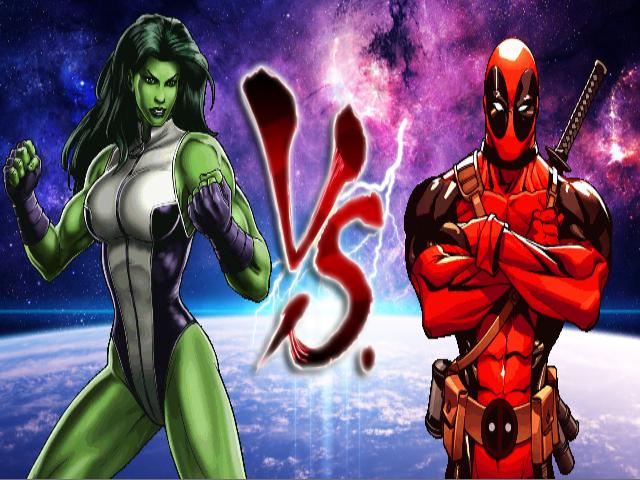 Marvel vs. Capcom vs. DC