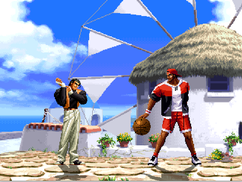 The King Of Fighters Supreme
