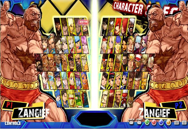 Capcom vs. SNK 3: Battle of The Millennium v2