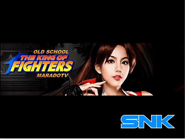 king of fighter olds schools - MUGEN