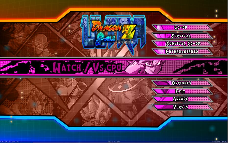 Ultra Dragon Ball Z Mugen