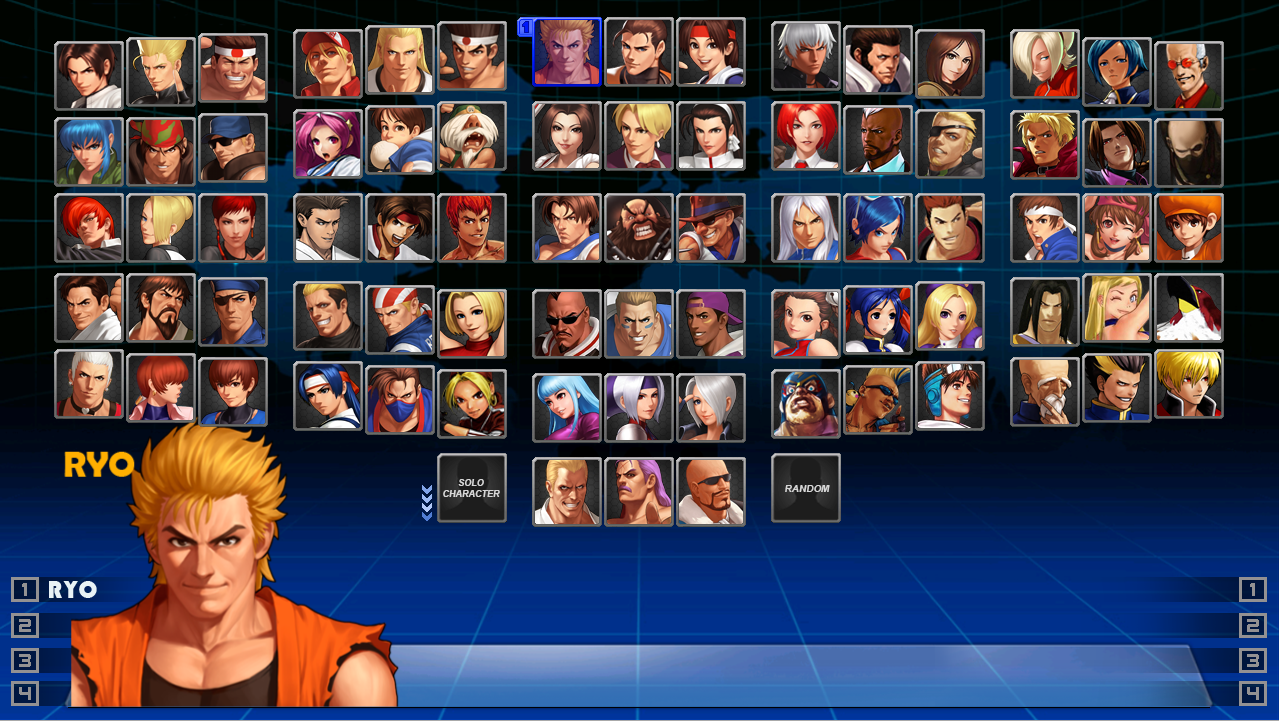 The King of Fighters-Definitive Match