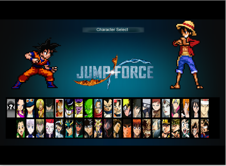 Jump Forces-download