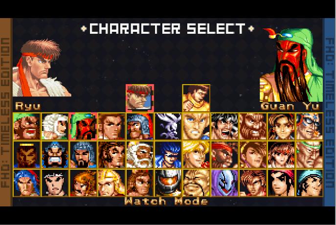 Fatal Fury special HeatGames V1.2-download