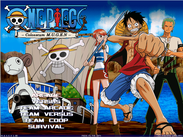One Piece Colosseum-download