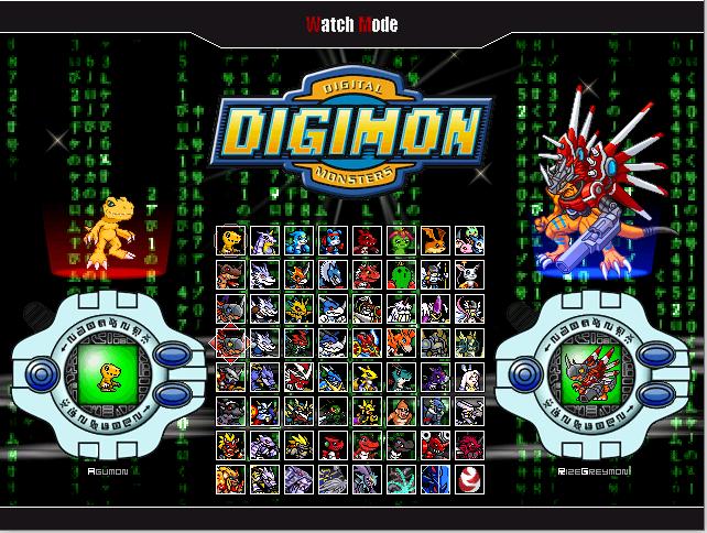 DIGIMON M.U.G.E.N