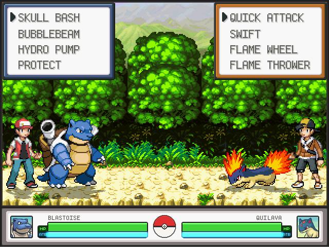 Pokemon Mugen Edition-download
