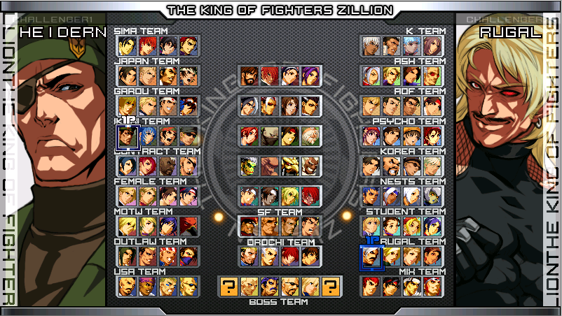 The King of Fighters Zillion 2020-download