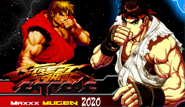Street Fighter Extreme-2020-download