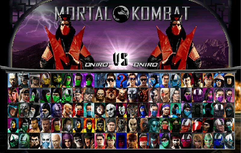 Mortal Kombat Project-download