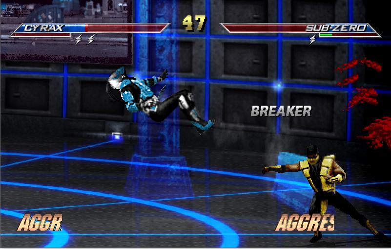 MK Chaotic 2.3 season2 patch4-download