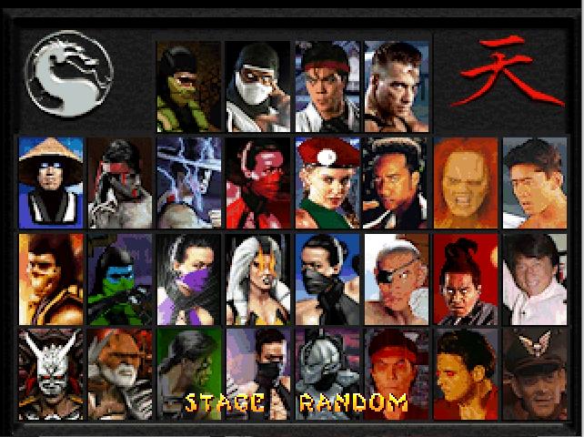Mortal Kombat vs. Street Fighter The Invasion-download