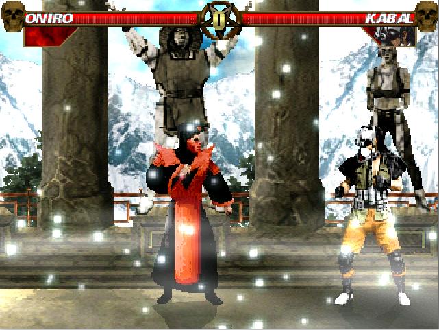Mortal Kombat Blood Storm-download