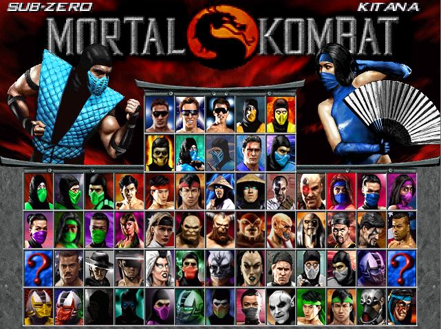 Mortal Kombat Trilogy Plus Ultimate Edition-download