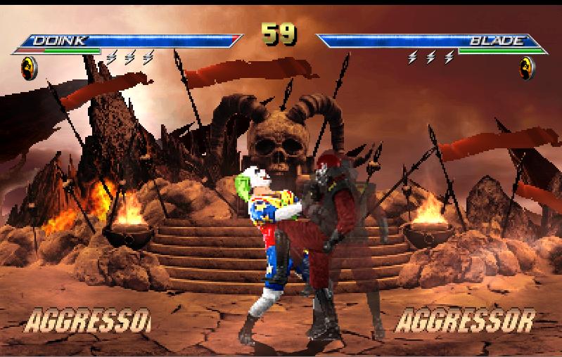 Mortal Kombat NEW ERA Prpject-download
