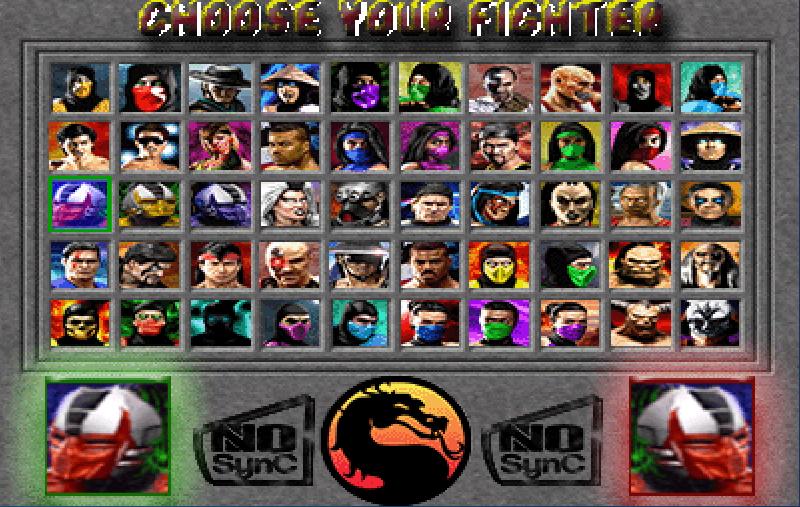 No-Sync - MK Torneio-download