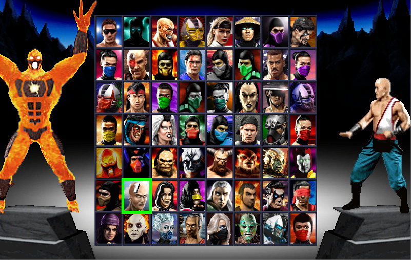 Mortal Kombat Katastrophe 2.0-download