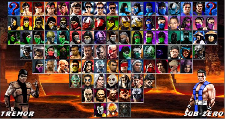 Mortal Kombat Generations ver.1.0-download