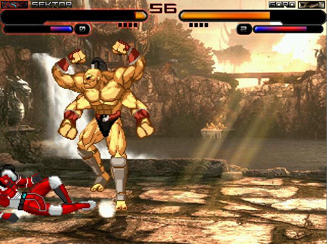 Mortal Kombat Stories-download