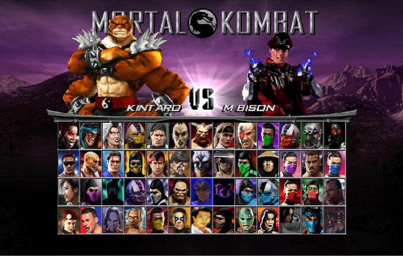 Mortal Kombat Vs. Street Fighter Vs. Killer Instinct - download