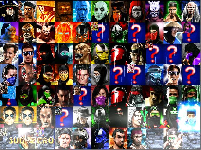 Mortal Kombat BlackStorm - download