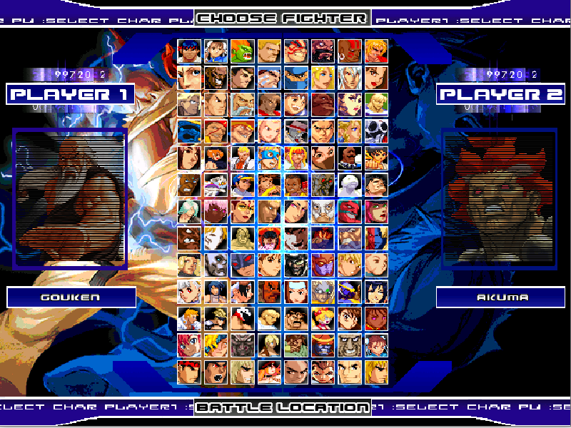 Street Fighter Battle Cry-download