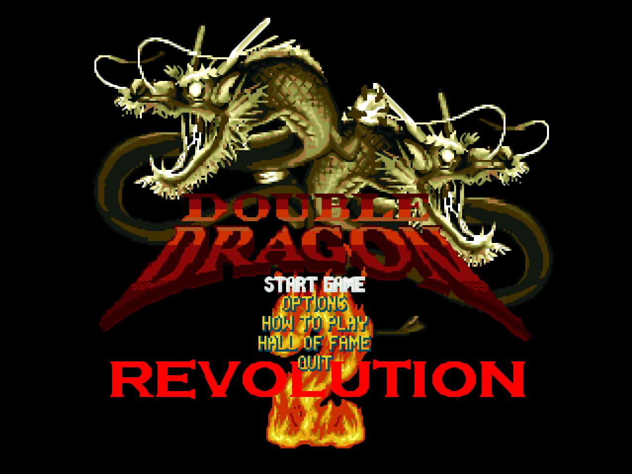 Double Dragon Revolution 2 DOWNLOAD