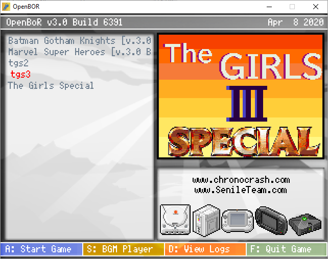 The Girls Special