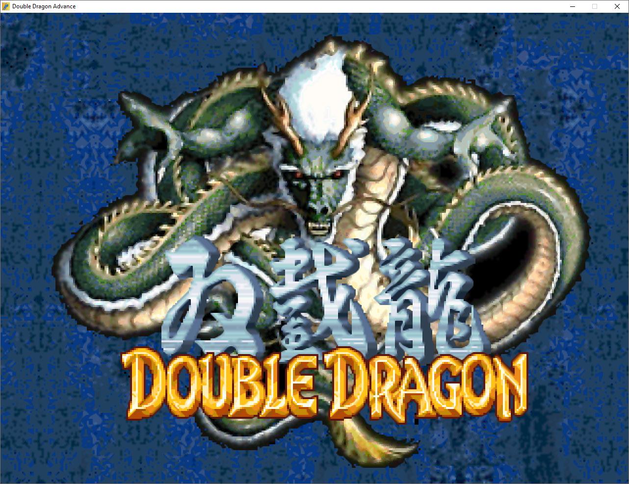Double Dragon Advance