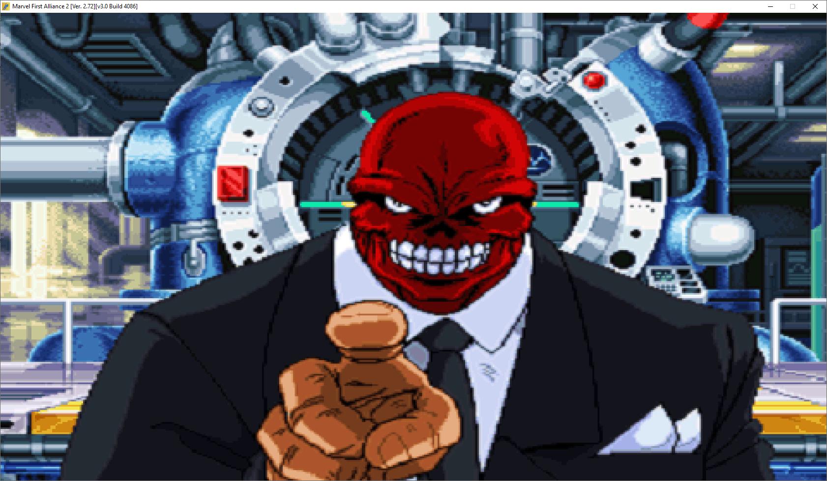 Marvel First Alliance 2