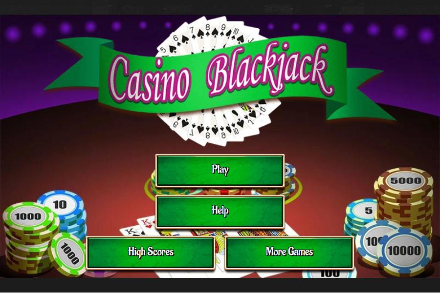 Casino Blackjack, free html5 casino game