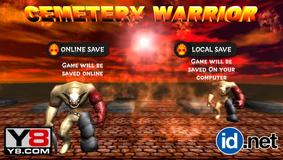 Cemetery Warrior Online