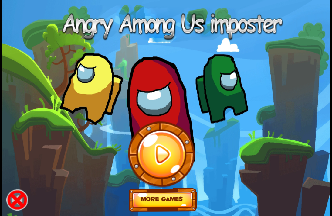 Angry Among Us imposter