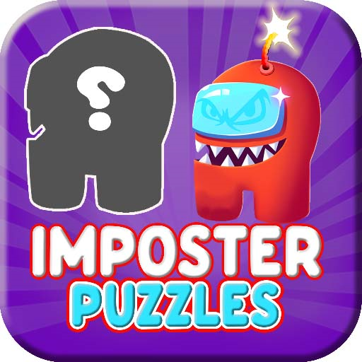 Imposter Amoung Us Puzzles