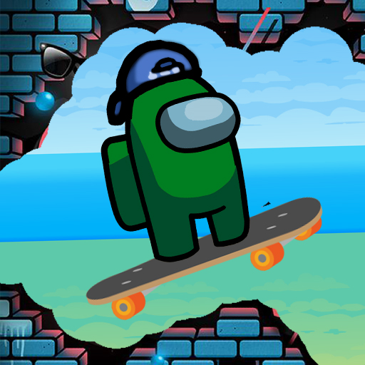 Skaters Impostor-sun planet game