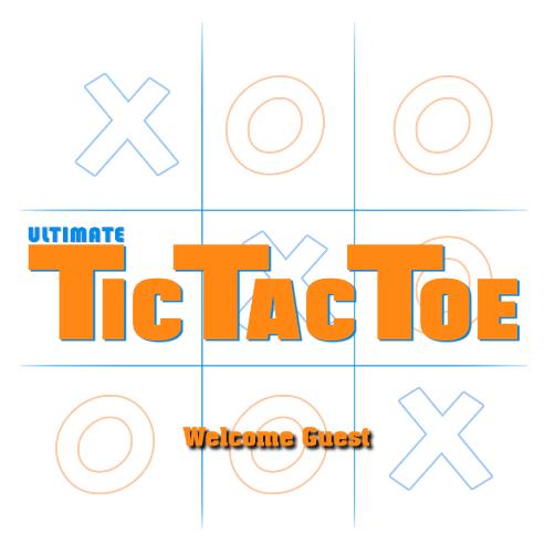 Ultimate TicTacToe Online
