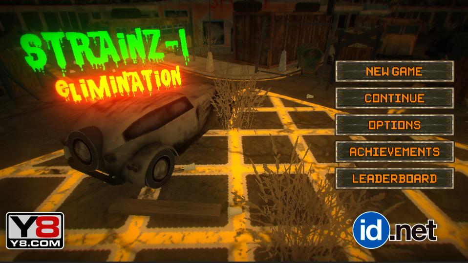 StrainZ-1 Online Game