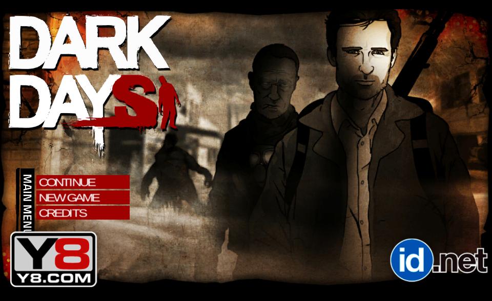 Dark Days Online Game